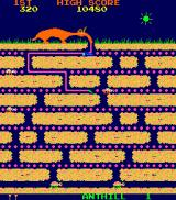 Anteater Arcade Screenshot from level 1