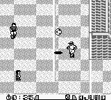 J.League Fighting Soccer: The King of Ace Strikers Game Boy Will he catch this one?