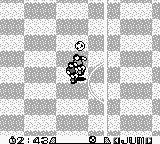 J.League Fighting Soccer: The King of Ace Strikers Game Boy Dear useless player, why don't you jump?
