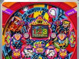 Hissatsu Pachinko Station Monster House Special PlayStation This is the player's machine. L1/L2 zoom in and out. R1/R2 feed the machine cash