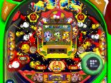 Hissatsu Pachinko Station Now 3 PlayStation The player selects the power with which the balls are fired with the control in the lower right. The circle makes it appear and the left/right control adjusts it
