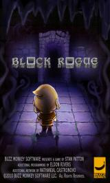 Block Rogue Android Title screen