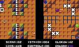 Ship Atari 8-bit Level 2 indroduces teleports