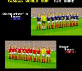 Tehkan World Cup Arcade First Game.