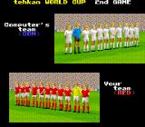 Tehkan World Cup Arcade Next Game.