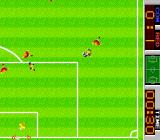 Tehkan World Cup Arcade Opposition on the attack.