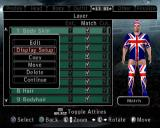 WWE Smackdown vs. Raw 2006 PlayStation 2 Creating a new wrestler, this one's a Brit from Blackpool. There are controls for everything, from placing of tattoos and shape of the lips to angle of the eyebrows and number of teeth.