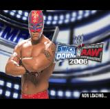 WWE Smackdown vs. Raw 2006 PlayStation 2 A pre-match load screen. More of these are unlocked as the player progresses. They can be viewed and enabled in The Locker Room