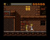 Sleepwalker Amiga The training level gives you some guidance
