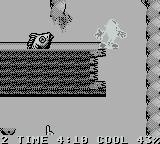 Cool Spot Game Boy This fish spits