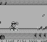 Cool Spot Game Boy When idle spot plays with his yo-yo