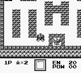 Battle City Game Boy This is the first game for destroying all tanks on-screen in Battle City.