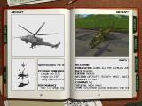 Jane's Combat Simulations: Longbow Gold DOS Jane´s book with info about most of the objects in the game