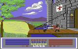 Millenium Warriors Commodore 64 With ye knights of olde.