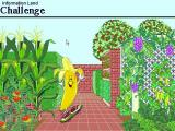 Dole 5 A Day Adventures Windows 3.x The start of the Information Land challenge. Challenges are issued as the player leaves each section. They are optional. They all start with the key character travelling left to right