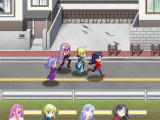 Fate Stay Night Racing Windows On the street