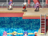 Fate Stay Night Racing Windows On the bridge