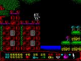 Moontorc ZX Spectrum Game starts