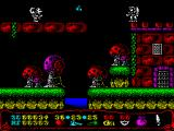 Moontorc ZX Spectrum Catch my axe!