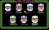 Max Torque Commodore 64 Select your rider.