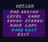 GP-1 Part II SNES Option.