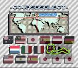 GP-1 Part II SNES Various courses. Four from Japan.