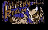 Lucifer's Realm Commodore 64 Loading Screen.