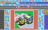 Road Trip: Shifting Gears Game Boy Advance Pick what Cup you want to do.  You will have to complete each Cup in order to move on to the next one