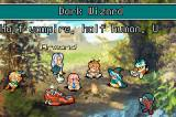Shining Soul II Game Boy Advance Each character has different strengths and weaknesses based on their type