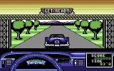 Chevy Chase Commodore 64 The race is about to start