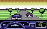 Chevy Chase Commodore 64 Overtaking another car