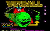 Wizball Thomson TO Title screen