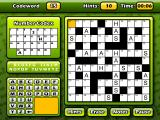 Puzzler World Windows Codeword puzzle screen