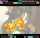 SNK Gals Fighters Neo Geo Pocket Color Special background