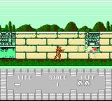 Altered Beast NES Stage 1