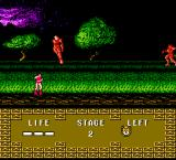 Altered Beast NES Stage 2