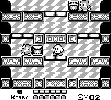 Kirby's Dream Land Game Boy Stage 2 boss(-es) - Lololo and Lalala