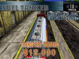 Eighteen Wheeler: American Pro Trucker GameCube Your first haul.