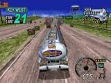 Eighteen Wheeler: American Pro Trucker GameCube Slow traffic keep right!