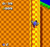 Sonic The Hedgehog Pocket Adventure Neo Geo Pocket Color Short-cut