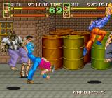 64th Street: A Detective Story Arcade This kind of special attack is only possible in co-op