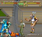 64th. Street: A Detective Story Arcade The final fight is tough