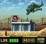 Metal Slug 2nd Mission Neo Geo Pocket Color Nice bazooka
