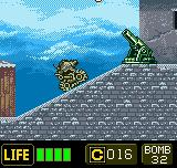 Metal Slug 2nd Mission Neo Geo Pocket Color In metal slug