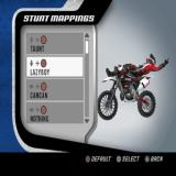 MX vs. ATV Unleashed PlayStation 2 Specific button combinations trigger each stunt