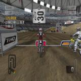 MX vs. ATV Unleashed PlayStation 2 This is the start of an MX race. Just waiting for the order to start