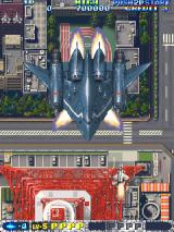 Air Gallet Arcade Stealth Bomber.