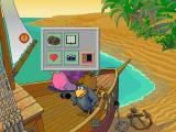 Happy and Indigo: Love Star Windows The objects in the game