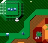 Alpha Mission NES In-game shot 2