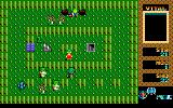 King's Knight Sharp X1 One of the dungeons in Toby's stage, the guy between the two holes is one of the spell elements